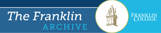 Click here to begin searching The Franklin Archive